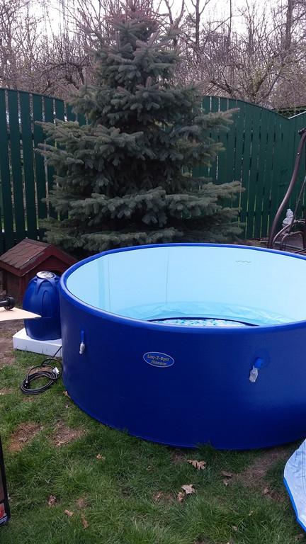 Производим установку бассейнов запуск фильтровых насосов и ремонт. -1