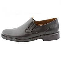 Туфли мужские на шнурках Алекс