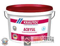 ТМ Krautol Acrysil - усиленная синоксаном краска (ТМ Краутол Акрисил )10  л.