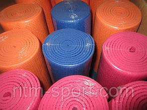 Коврик для йоги и фитнеса Yoga mat 4 мм, фото 2