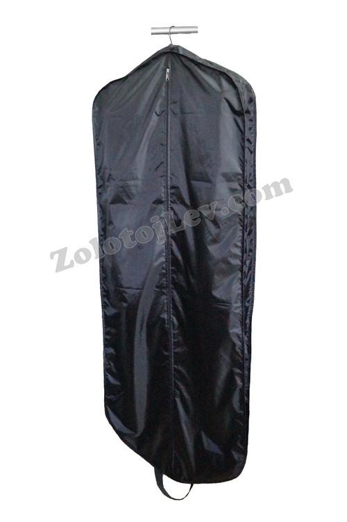 Чохол для пальто непромокальний з кишенею