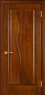 "Дверь межкомнатная ТМ""Терминус"" Модель 10 каштан глухая"