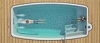 Композитный керамический бассейн WaterBoka