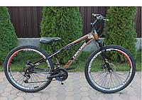 """Горный велосипед Crossride Storm MTB 24""""."""