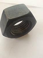 М30 Гайка высокопрочная класс прочности 10,9ГОСТ P 52645-2006, (ГОСТ 22354-77), фото 1