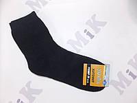 Носки черные утепленные зимние