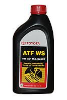 Масло трансмиссионное ATF Fluid WS 1л TOYOTA 00289ATFWS