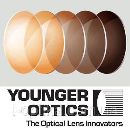 Фотохромні лінзи для окулярів, фото 2