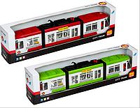 Городской трамвай, инерционный