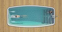 Композитный керамический бассейн WaterNakuru