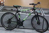 """Подростковый горный велосипед Crossride Flash MTB 24""""."""