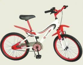 Двухколесный спортивный  велосипед