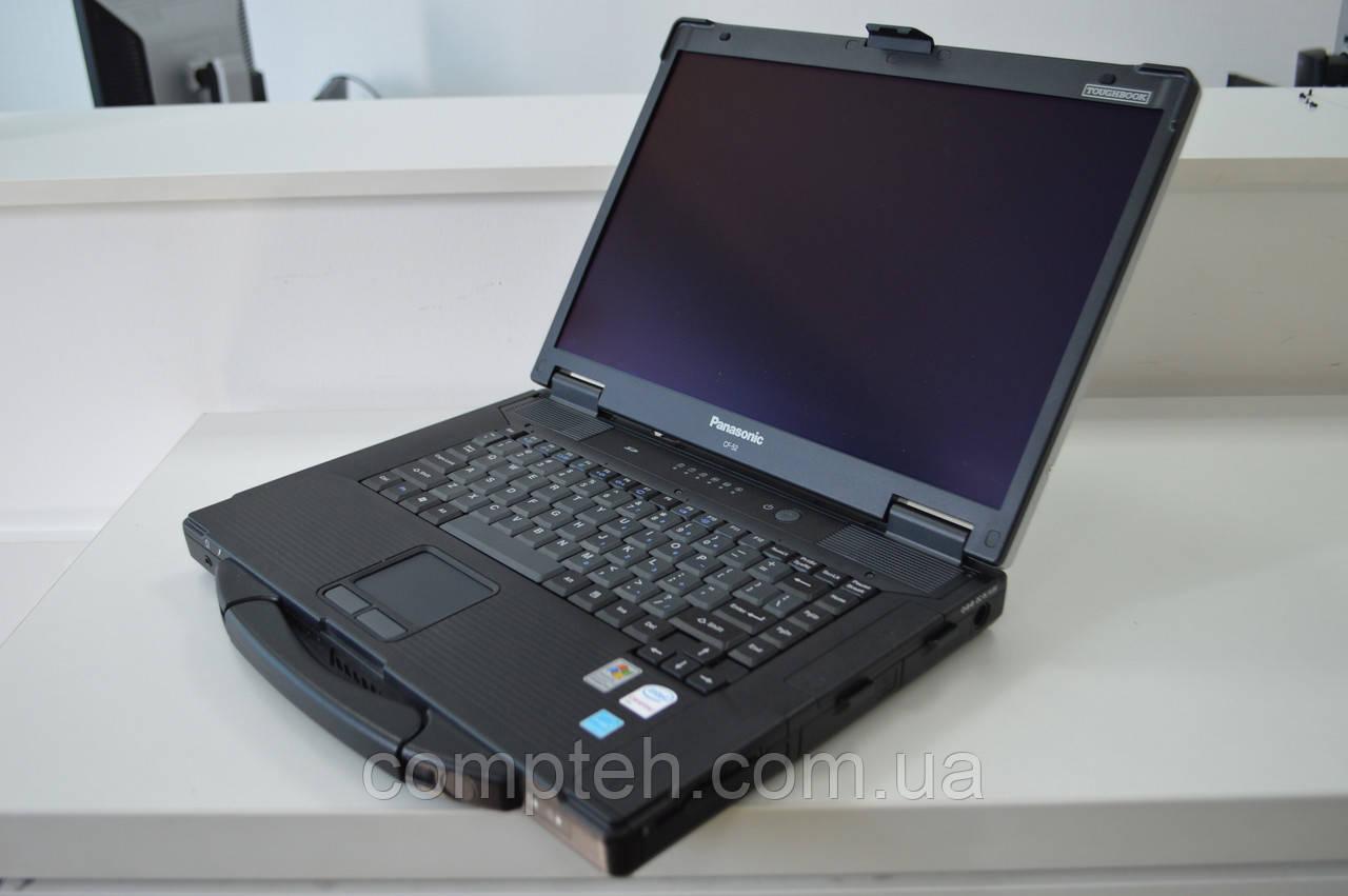 Продам защищенный ноутбук Panasonic CF-52