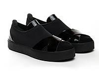 Слипоны Etor 5114-1462 39 черные, фото 1