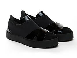 Слипоны Etor 5114-1462 36 черные