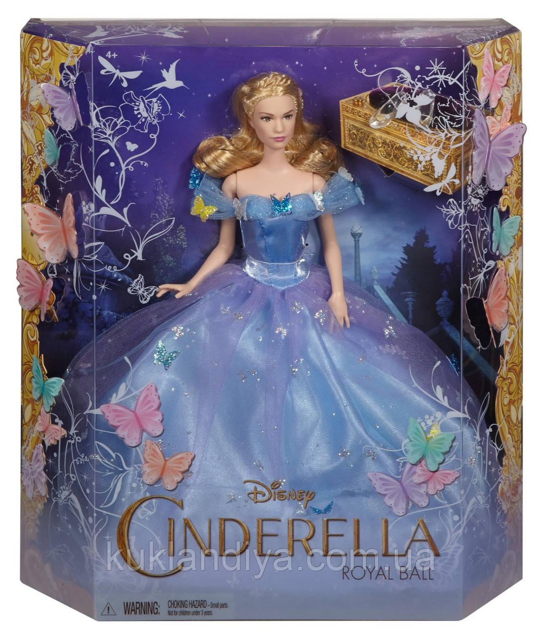 Кукла Золушка в бальном наряде DisneyRoyal Ball Cinderella