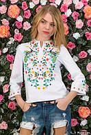 """Блуза """"Вышиванка"""" g-0021"""