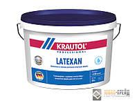 ТМ Krautol LateXan - латексная водно-дисперсионная краска (ТМ Краутол ЛатеКсан )10 л.