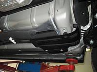 Защита топлив.провода MITSUBICHI ASX v-1,8 АКПП с-2010 г.