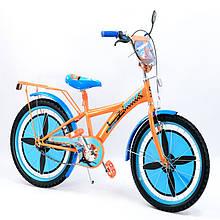 Велосипед двоколісний Летачки
