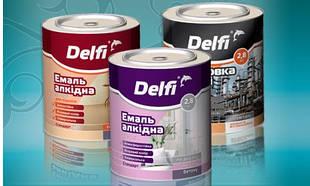 Эмаль алкидная Delfi ПФ 115П