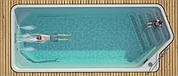 Композитный керамический бассейн WaterAndaman