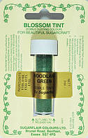 Краска сухая Sugarflair Лесная зелень