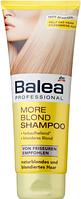 Шампунь Balea Professional More Blond 250 ml (10 шт/уп)