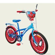 Дитячий велосипед Людина Павук