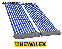 Вакуумный трубчатый солнечный коллектор Hewalex KSR 20