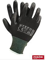 Защитные перчатки из нейлона с полиуретановым покрытием для механических работ, изготовитель Rejs RNYPO