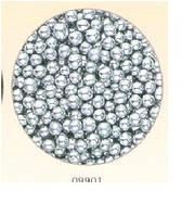 """Декор """"Серебрянные шарики"""""""