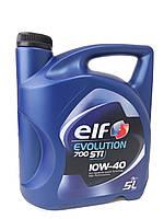 Масло моторное ELF 10W-40 5L Evolution 700 STI