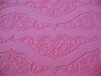 Коврик кондитерский силиконовый для айсинга Кружевной ажур