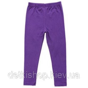 Детские леггинсы H&M (фиолетовые)