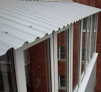 Крыша (балкон, лоджия)