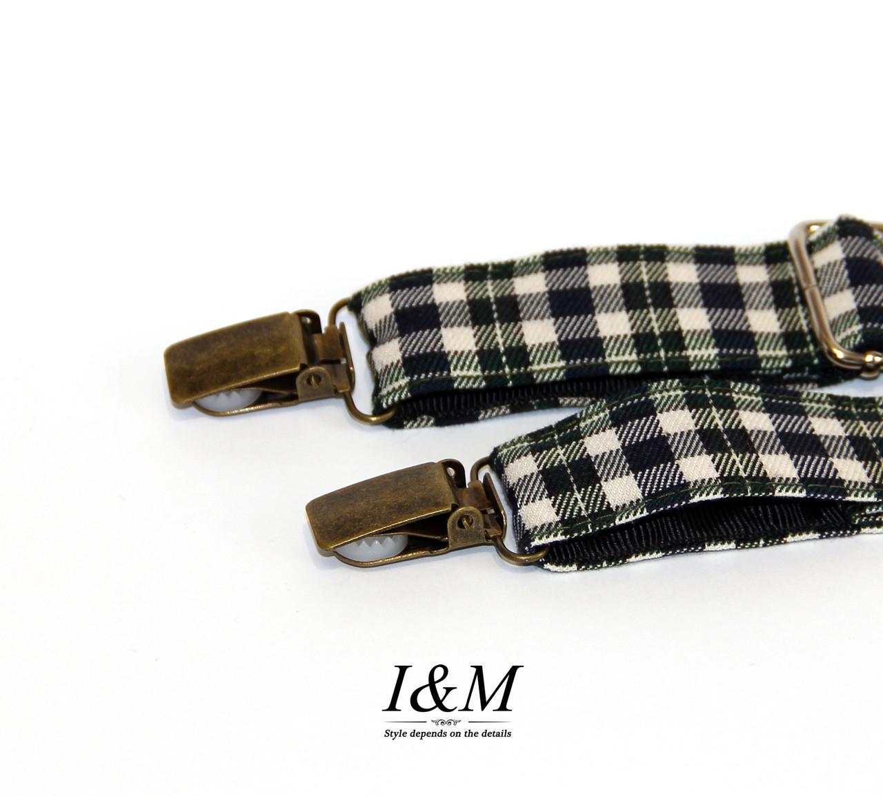 Подтяжки для брюк I&M (030125)