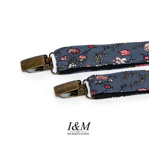 Подтяжки для брюк I&M (030128), фото 2