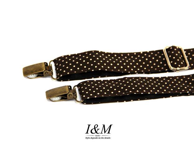 Подтяжки для брюк I&M (030129), фото 2