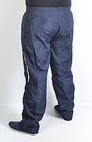 Спортивные брюки мужские - плащёвка, фото 2
