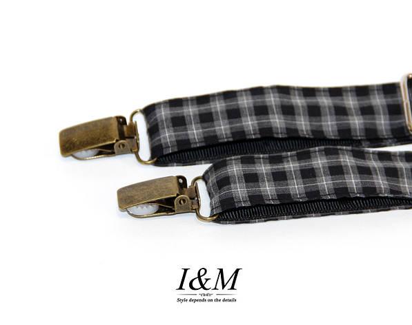 Подтяжки для брюк I&M (030131), фото 2