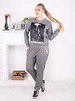 Стильный женский спортивный костюм 1485