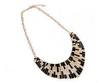 Ожерелье-воротник (чёрное)