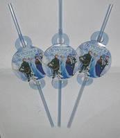 Трубочка для напитков Холодное сердце Frozen4