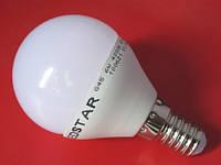 Лампа LED LEDSTAR 6W 510lm E14 нейтральный свет