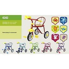 Триколісний велосипед Малятко