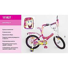 Велосипед дитячий 7Toys 18 Губка Боб