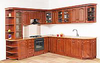 Кухня модульная Оля 2000 м или 2600 м  /  Кухня модульна Оля 2000 м або 2600 м