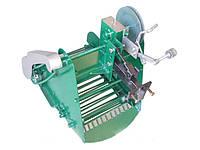 Картофелекопалка транспортерная для мотоблока КМ-5 (привод ременной слева) SKIFF