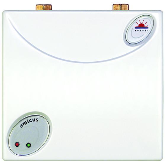 Электрические проточные водонагреватели (однофазные)